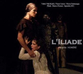 Affiche de l'Iliade